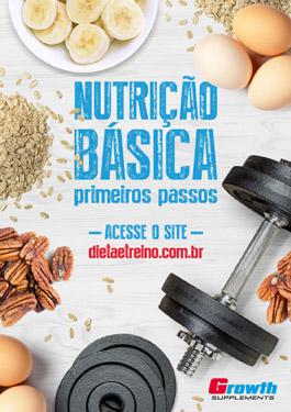 Nutrição básica, primeiros passos
