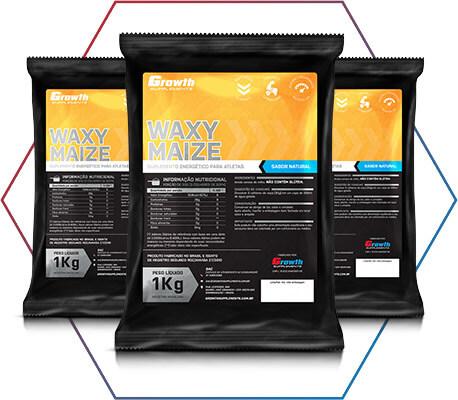 Waxy Maize: preço baixo na Growth Supplements