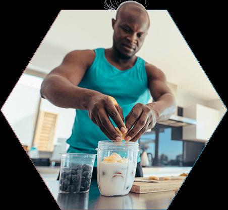 Existem outros momentos do dia em que é interessante tomar whey protein?