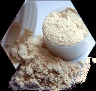 Dose padrão: Whey Protein geralmente acompanha medidores de 30 gramas