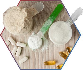 Como combinar a glutamina com outros suplementos?