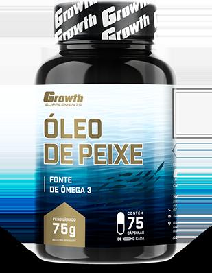 Produto oleo de peixe