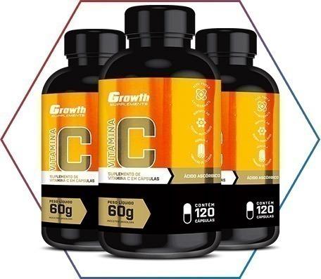 Aproveite as vantagens da vitamina c na growth supplements