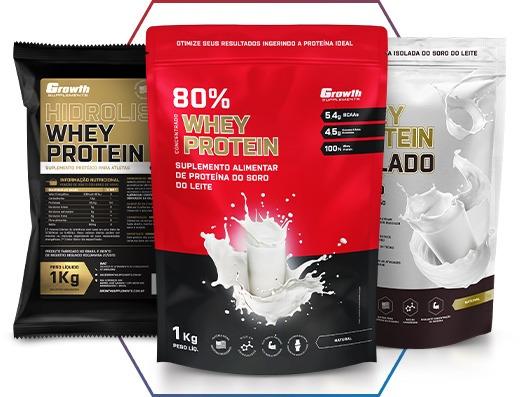 Encontre os melhores suplementos para sua dieta com a Growth Supplements!