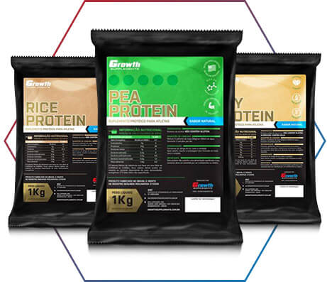 Proteína da Carne Growth Supplements