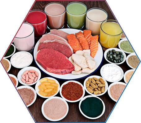 QUAIS SÃO OS NUTRIENTES NECESSÁRIOS PARA HIPERTROFIA?