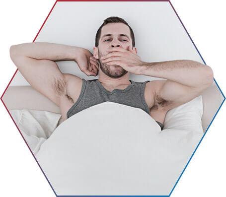 O organismo responde melhor a determinadas substâncias ao acordar?