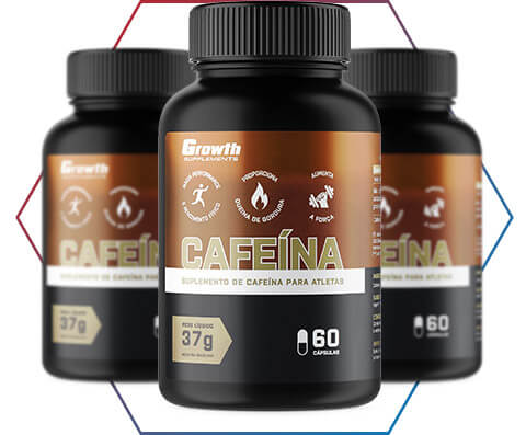 Cafeína Growth Supplements
