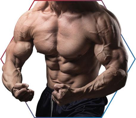 Atua na melhora da aparência e força