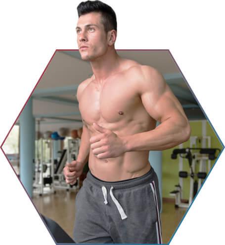 Corrida e hipertrofia