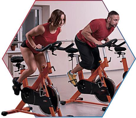 Durante o spinning as pessoas também perdem massa magra?