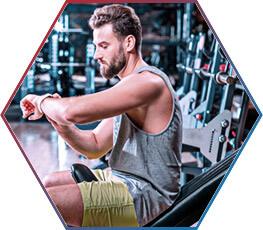 Quanto tempo deve durar em média um treino de musculação?