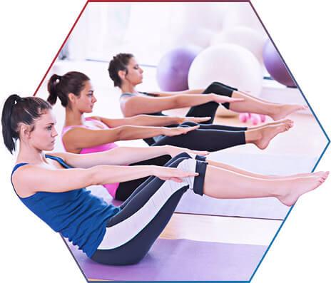 Pilates ajuda a emagrecer?