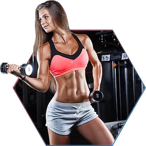 Women's physique