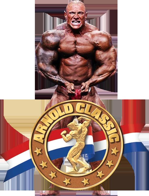 Fábio Giga - Campeão Arnold Classic
