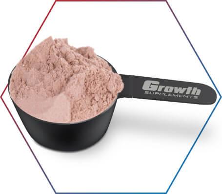 Por que o caseinato de cálcio é chamado de proteína especial?