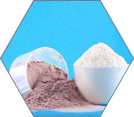 Diferença entre suplementos de proteína
