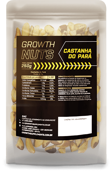 Whey protein concentrado Growth