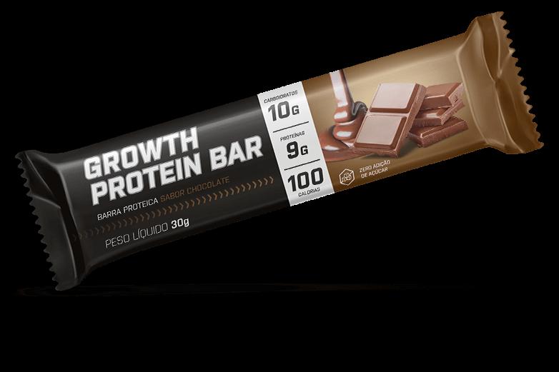 Barra de proteina sabor chocolate
