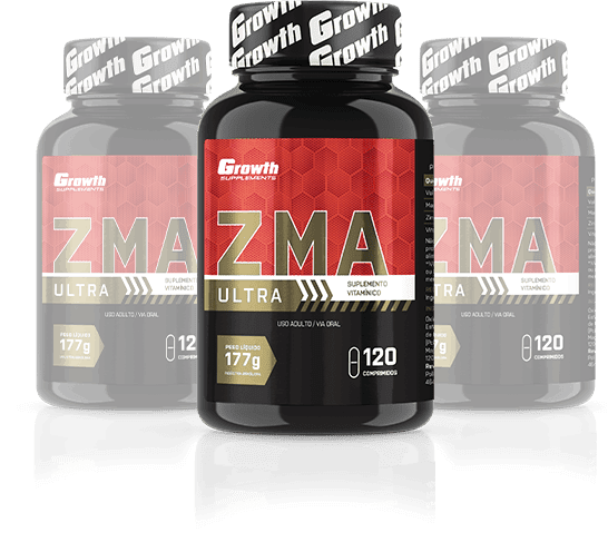ZMA ULTRA 120 comprimidos - Growth Supplements