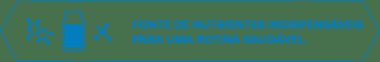 Fonte de nutrientes