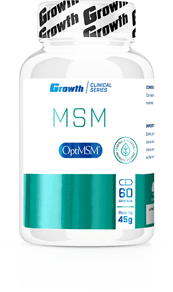 OptiMSM 60 capsulas vegetais