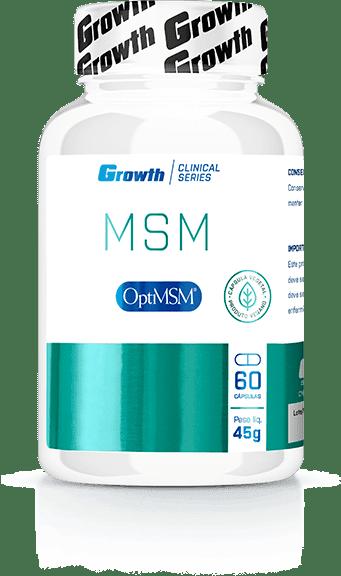 OptiMSM 60 capsulas vegetais