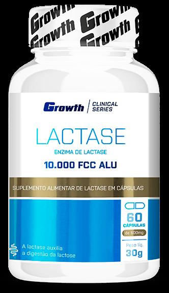 Lactase 10.000FCC 60 CAPS - Growth Supplements