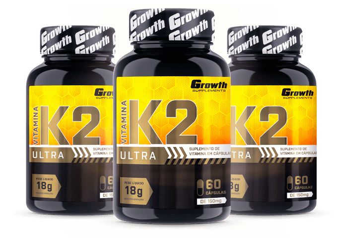 Vitamina K2 Ultra Growth Supplements
