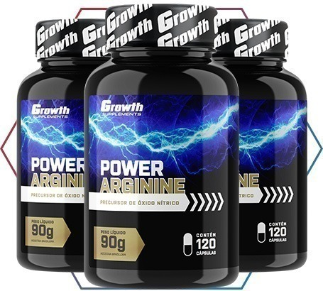 Arginina Growth Supplements
