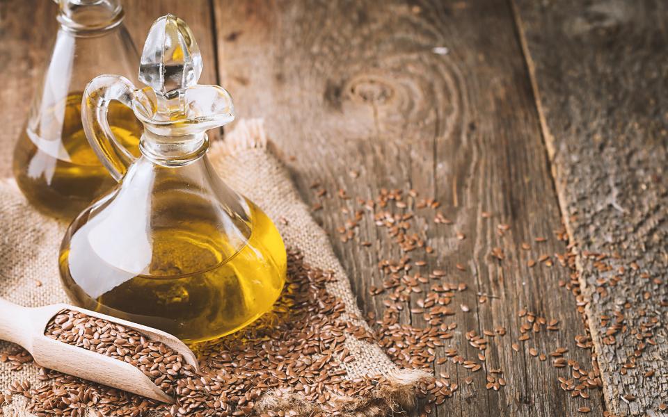 O que é óleo de linhaça?