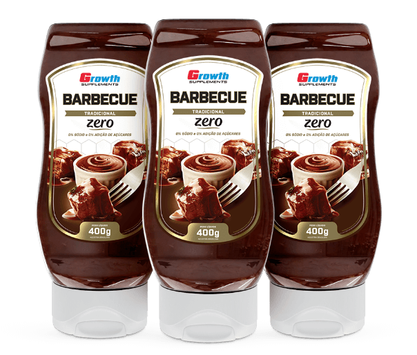 Barbecue 400g - Growth Supplements