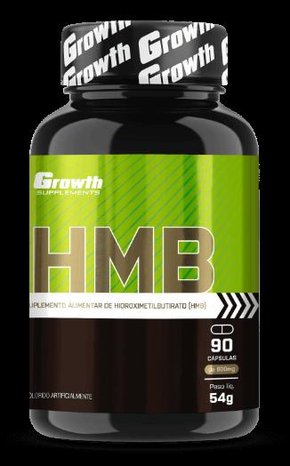 HMB 90 Caps - Growth Supplements