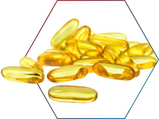 Quantidade de Vitamina E indicada