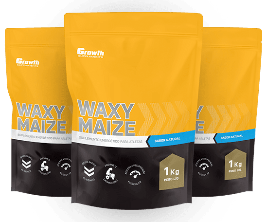 Waxy Maize (1kg) - Growth Supplements