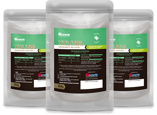 Xylitol 250gr - Growth Supplements