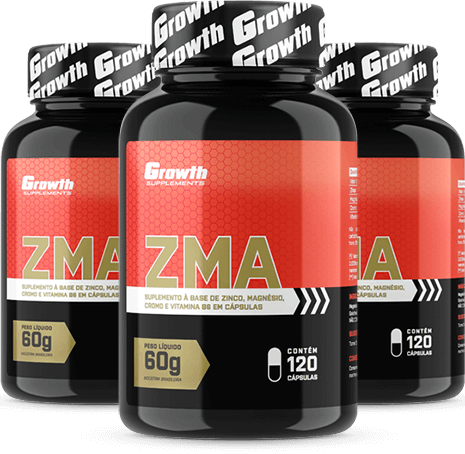 ZMA (120 caps) - Growth Supplements