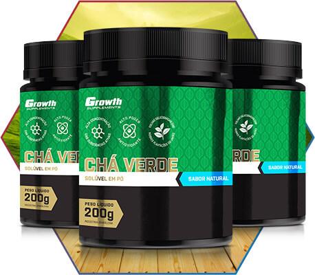 Chá verde: preço baixo e qualidade garantida na gsuplementos!
