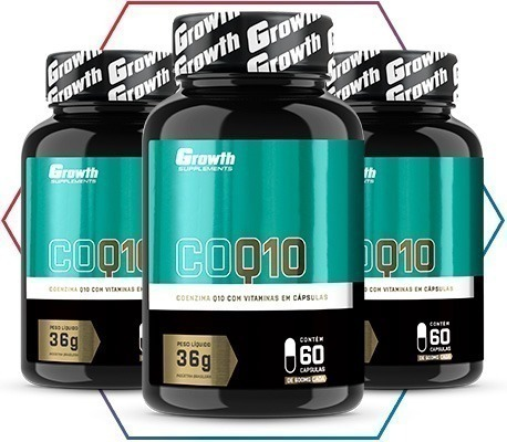 COENZIMA Q10 GROWTH SUPPLEMENTS