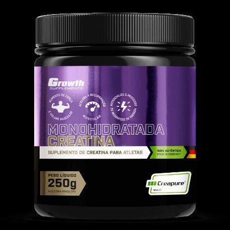 Creatina (250g) (Creapure®) - Growth Supplements