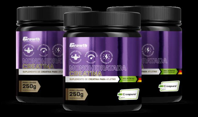 Creatina Growth Supplements