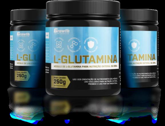 BCAA e glutamina