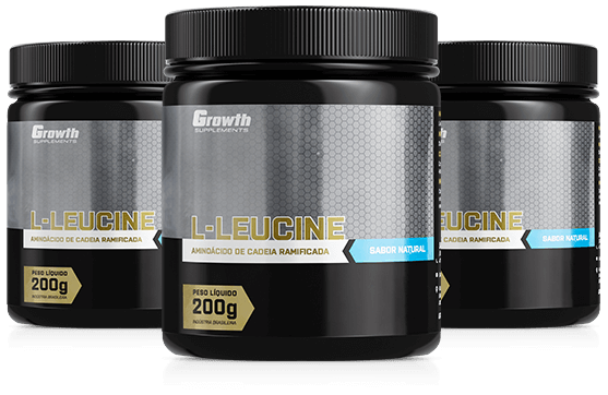 L-Leucine (200gr) - Growth Supplements