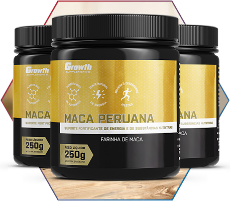 MACA PERUANA É NA GROWTH SUPPLEMENTS