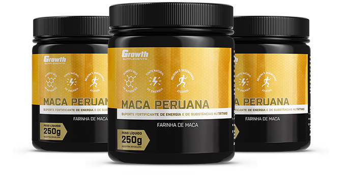 Maca Peruana (250gr) - Growth Supplements