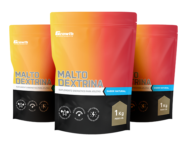 Maltodextrina (1kg) - Growth Supplements