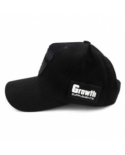 Boné com G preto - Growth Supplements