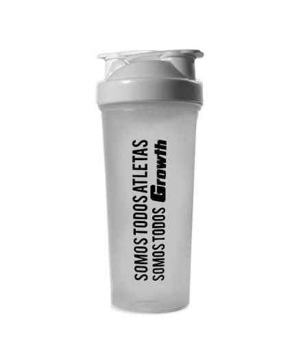 Coqueteleira Simples Branca - Growth Supplements