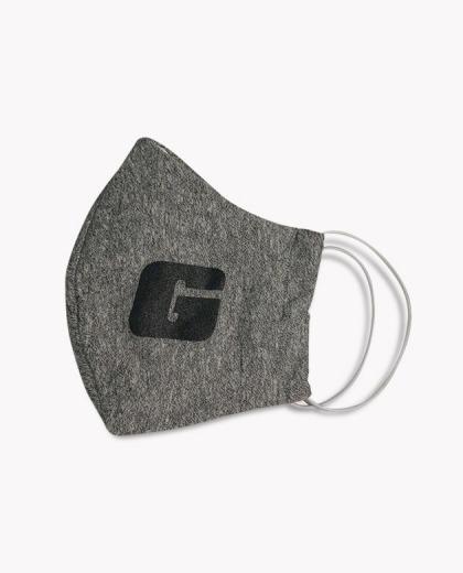 Máscara de proteção cor cinza BodyBuilder - Growth Supplements