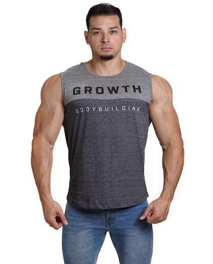 Regata Mescla Growth Bodybuilding